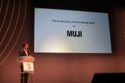 無印良品―MUJI―会長、シンガポールでデザイン戦略基調講演