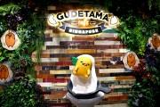 シンガポールで日本のキャラクター人気に 「ぐでたまカフェ」は男性客も