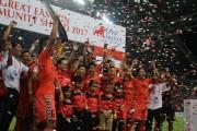 アルビレックス新潟シンガポールがSリーグ開幕戦勝利