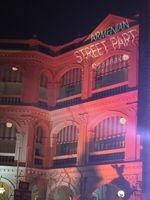 シンガポールで「ストリートパーティー」 路上で演奏やダンスなど