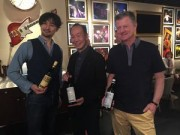 シンガポールでスイス・シャスラ種白ワインのお披露目イベント
