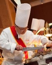東武ホテルレバント東京で統括総料理長とソムリエによるディナー企画