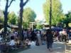 墨田・牛嶋神社の境内で「すみだ川 ものコト市」初開催