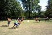 立川・オニ公園でスポーツ鬼ごっこ体験会 老若男女・運動神経問わず一緒に
