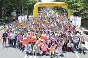 国立の大学通りのリレーマラソン参加者募集 コスプレも歓迎