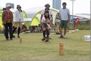 昭和記念公園で「大人のパークライフ講座」 スモークハム作りやクッブの体験も