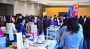 農業女性起業家、輝いてます 群馬県庁で37団体が参加し即売会