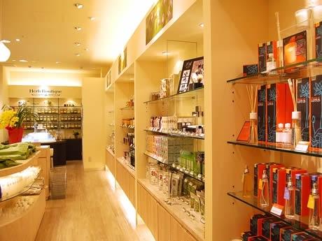 天神・ヴィオロにアロマ専門店「生活の木」-スクールも併設(写真