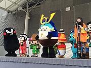 くまモン、天神で「ファン感謝祭」開催へ 熊本グルメ物産展も