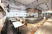 天神駅に全面禁煙のカフェ JTとコラボで火不使用のたばこ販売
