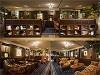 西鉄グランドホテルに限定メニューを提供する飲食スペース 夜はアルコールも