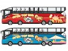 西鉄、「福岡オープントップバス」5周年 5歳児の招待イベントも