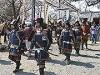 福岡城跡で「福岡城おおほりまつり」 黒田二十五騎武者行列も