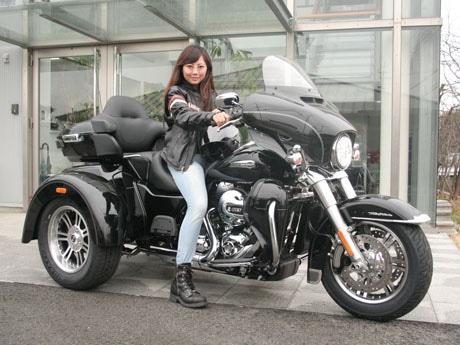 ... 三輪バイク試乗も - 徳島経済