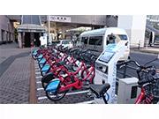 江東・港区など4区で自転車シェアリング広域実験 区越え利用・返却可能に