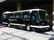 インターコンチが無料シャトルバスを運行開始 品川駅港南口から