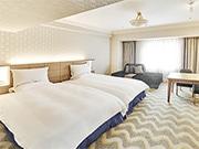 ホテルオークラ東京ベイが洋客室リニューアル インバウンド需要に対応
