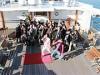 シーライン東京、東京湾の中心で愛を叫ぶイベント 「いい夫婦の日」にちなみ