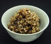 つくば発のコシヒカリつくば黒1号「美食同玄米」、今年も無事収穫