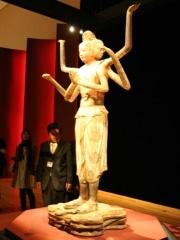 東京国立博物館で「阿修羅展」始まる-海洋堂の「阿修羅フィギュア」も