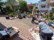 谷根千エリアで「一箱古本市」開催 64箱出店、初心に返り1日のみ開催