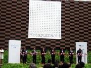 複合拠点「ほたるまち」が街開き-「水都・大阪」再生のシンボルに