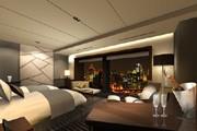 アクティ大阪、スカイレストラン・展望ロビー閉鎖-富裕層向けのホテル客室に