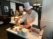 ホテルグランヴィア大阪19階レストラン、女性層獲得狙い刷新