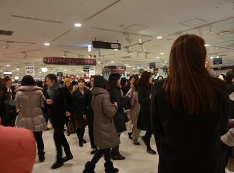 阪急うめだ本店で「バレンタインチョコ博」 国内外270ブランド、3000種超提供
