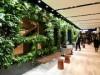 梅田の商業施設「ハービスプラザ」地下2階を刷新 新店や壁面緑化