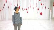 浦和パルコで中学生と地元アーティストの作品展示