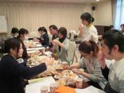 浦和で「クッキーバザール」開催前に試食会 工夫を凝らした作業所のクッキー並ぶ