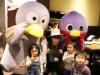 浦和で埼玉県マスコット「コバトン」ひとりじめ、誕生日会に 「さいたまっち」も