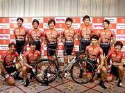自転車プロチーム「宇都宮ブリッツェン」が新シーズンチームプレゼンテーション