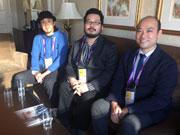 バンクーバー国際映画祭でショートアニメ上映 制作者の野辺ハヤトさん来加