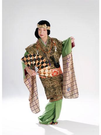 バンクーバー拠点に活躍する日本人舞踏家、ダンスフェスで出雲の阿国演じる