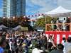 バーナビー「日系祭り」に1万1000人 屋台フード、パフォーマンスを満喫