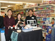 Organic Natto from Canada Started to be Sold at a Convenience Store in Vancouver