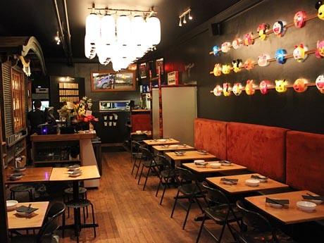 'Rajio' Japanese Public House in Vancouver - Osaka 'Shin-Sekai' Style 'Kushikatsu' as a Main Dish