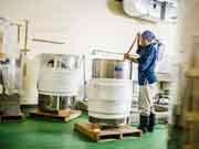 Junmai Sake 'Yu' Made in Richmond - Locally-brewed Sake to the World