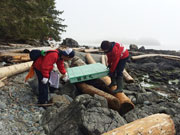 Tohoku Earthquake Debris to Return from Canada to Japan - 'Shoeimaru' Pallet Owner Identified
