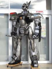 和歌山・田辺工業高校の生徒が「パトレイバー」製作 地元警察署へ設置を打診