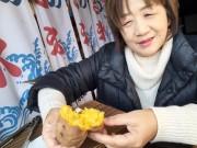 和歌山・橋本の「遊佐氷室」が焼き芋販売 街のエイドステーション目指す