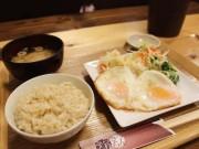 和歌山・ぶらくりきっちんがモーニング営業 朝から定食が人気に