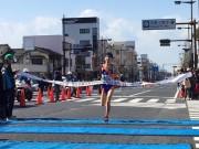 和歌山県市町村対抗ジュニア駅伝で海南市が優勝 最終区で逆転