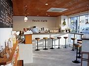 山形駅前大通りにコーヒースタンド 店主の「あったらいいな」を形に