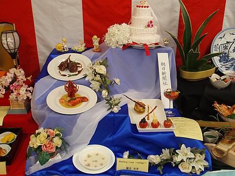 山口調理製菓専門学校で「卒業 ...