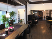 山陽小野田・須恵にカフェ「UCHI CAFE 灯」-母娘で「おもてなし料理」提供