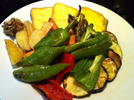 横須賀野菜焼き