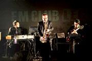 ジャズの街・横須賀、復活へ  「EMクラブ」テーマのジャズライブ盛況